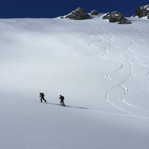 ASPIRING GUIDES BACKCOUNTRY TOURS
