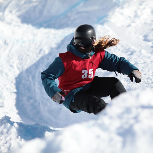 The Treble Cone Banked Slalom 2019